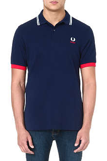 FRED PERRY France polo shirt