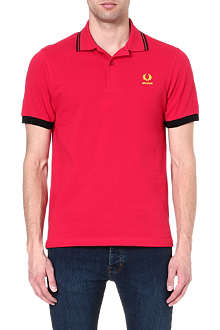 FRED PERRY Belgium polo shirt