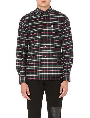 FRED PERRY House tartan shirt