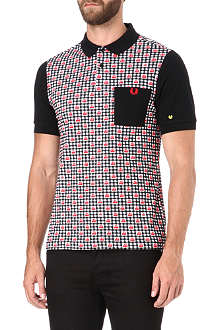 FRED PERRY Pac-man polo shirt