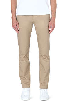 FRED PERRY Classic twill chinos
