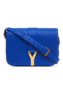 SAINT LAURENT Classic Y satchel
