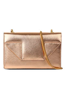 SAINT LAURENT Betty rose small satchel
