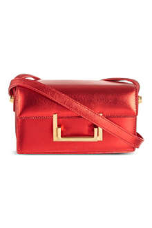 SAINT LAURENT Lulu small shoulder satchel