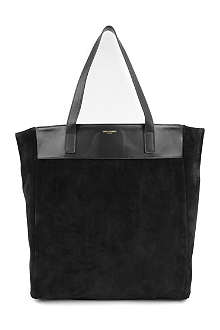 SAINT LAURENT Reversible shopper