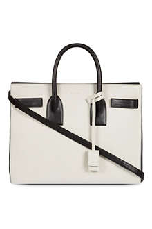 SAINT LAURENT Monochrome tote