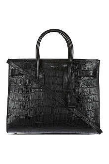 SAINT LAURENT Sac de Jour mini tote