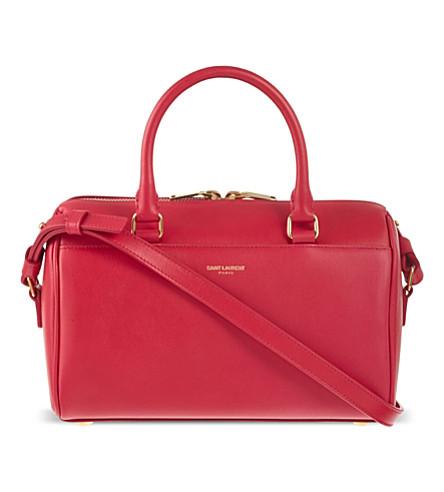 SAINT LAURENT Baby duffle bag (Pink