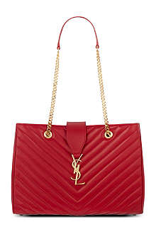 SAINT LAURENT Monogramme tote