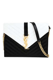SAINT LAURENT Monogramme chain shoulder bag