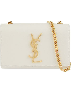 SAINT LAURENT Small chain clutch
