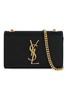 SAINT LAURENT Monogramme chain strap bag