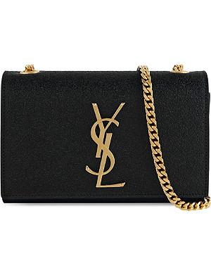 SAINT LAURENT Monogramme chain strap bag