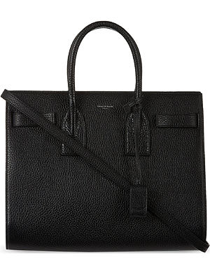SAINT LAURENT Small Sac De Jour tote