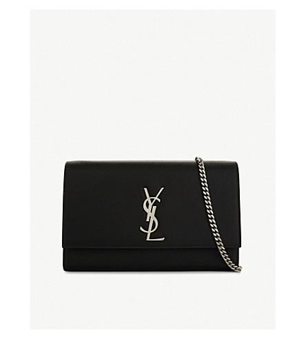 SAINT LAURENT Kate Monogram leather shoulder bag