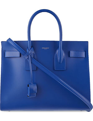 SAINT LAURENT Sac de Jour double face tote