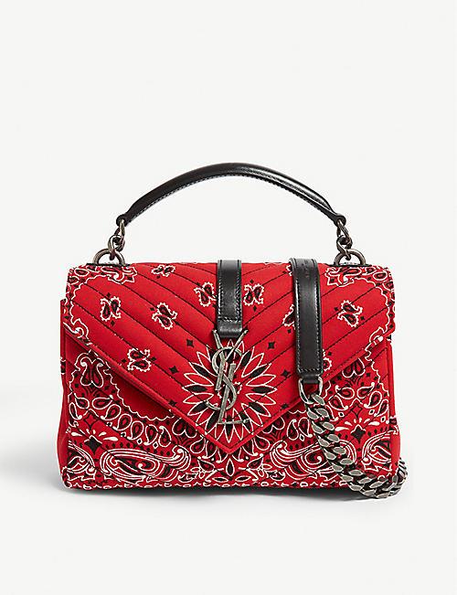 042b9cfee1b7 SAINT LAURENT - Cross body bags - Womens - Bags - Selfridges