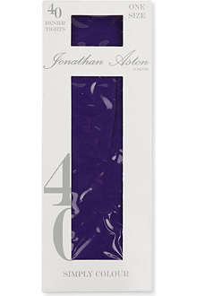JONATHAN ASTON 40 denier opaque tights