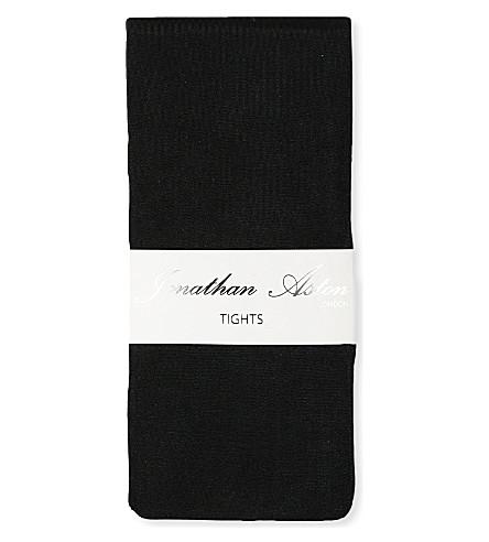 JONATHAN ASTON Gloss opaque tights (Storm