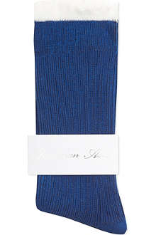 JONATHAN ASTON Tulip frill top socks