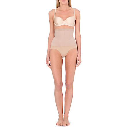 SPANX Higher Power briefs (Bare