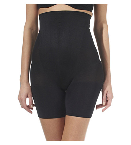 SPANX In Power high-waisted shaper (Black