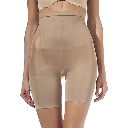 SPANX In Power high-waisted shaper (Nude