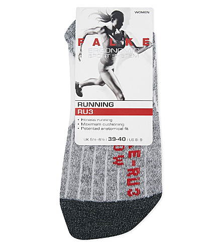 FALKE ERGONOMIC SPORT SYSTEM RU3 running socks (2020+white+mix