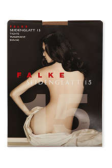 FALKE Seidenglatt 15 denier tights