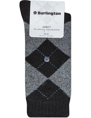 BURLINGTON Abbey socks