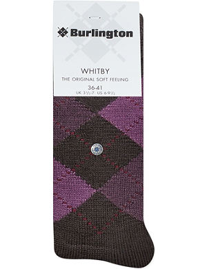 BURLINGTON Whitby socks
