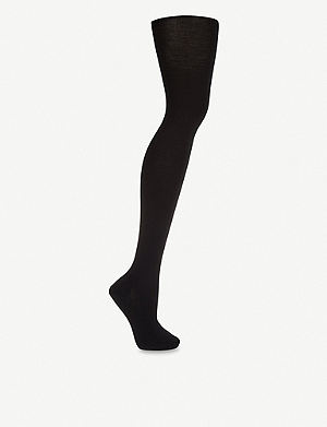 FALKE Merino-blend tights
