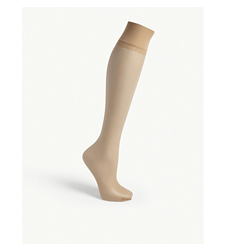 FALKE Seidenglatt 70 tights (4169+powder