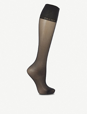 FALKE Seidenglatt 15 knee high tights