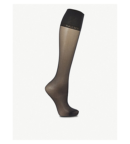 FALKE Seidenglatt 15 knee high tights (300: 300