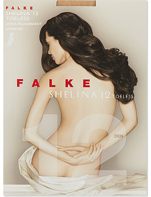 FALKE Shelina Toeless tights