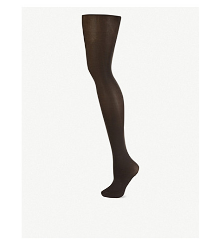 FALKE Pure Matt 50 denier tights (3529+anthra+new