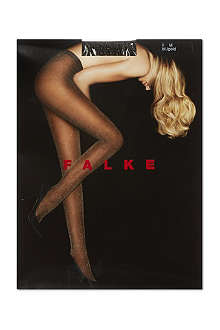 FALKE Gold rib tights