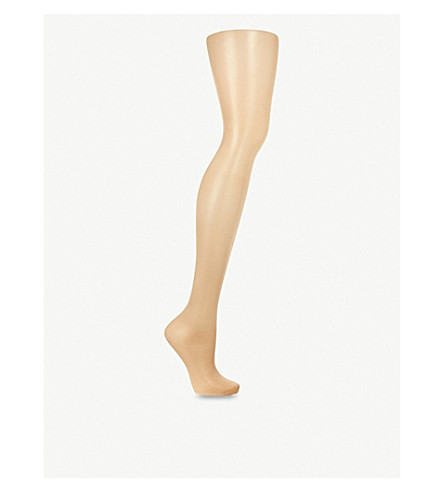 FALKE Pure shine 15 tights (Powder