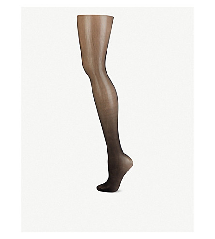 FALKE Shaping top 20 denier pantyhose (3009+black