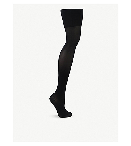 FALKE Energize 50 denier tights (3009+black