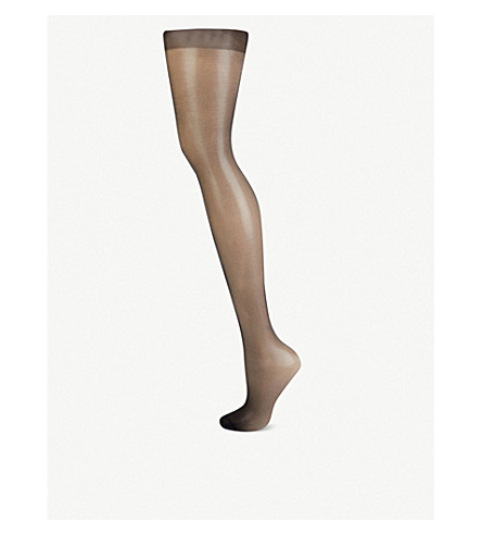 FALKE Invisible Deluxe 8 pantyhose (3009+black
