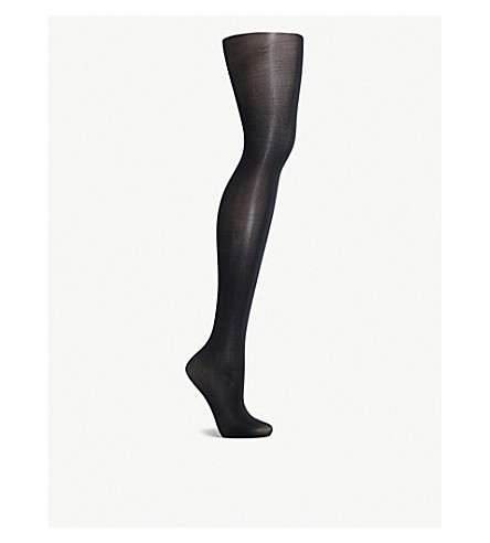 FALKE Matt Deluxe 30 tights (3009+black