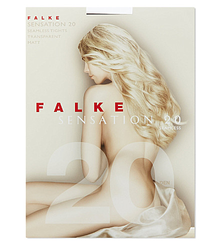 FALKE Sensation 20 tights (Black