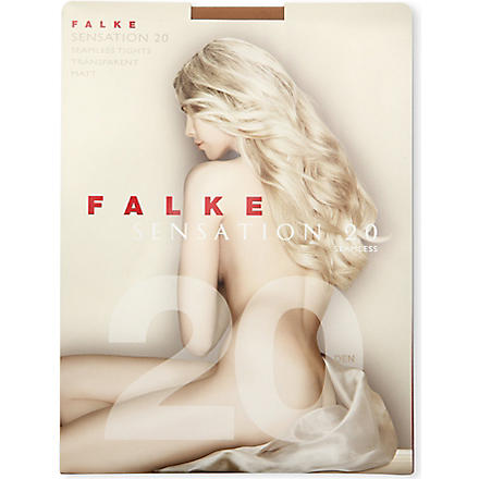 FALKE Sensation 20 tights (Powder