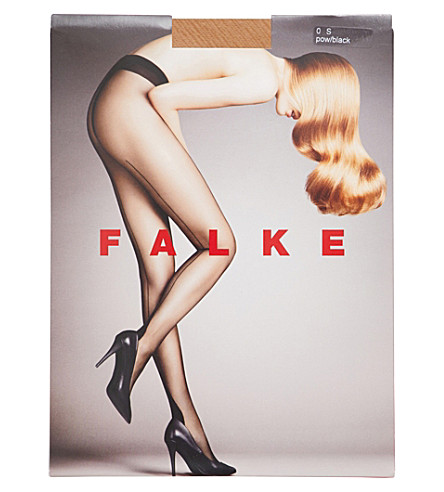 FALKE High Heel tights (4343+pow/black