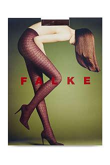 FALKE Tie dot tights