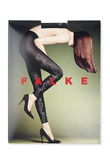 FALKE Noblesse cirrus leggings