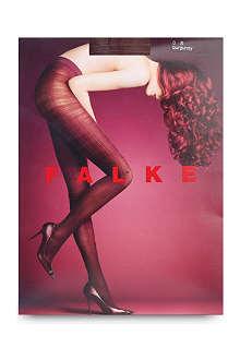 FALKE Modern check tights