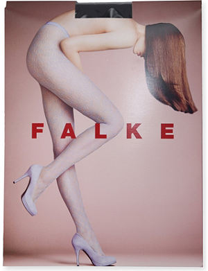 FALKE Blossom net tights